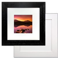 Loch Morlich Framed Print AS_54_5x5